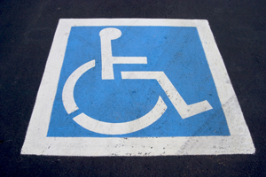 Handicapped Graphic