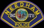 Needham Police Patch