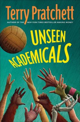Unseen Academicals book cover