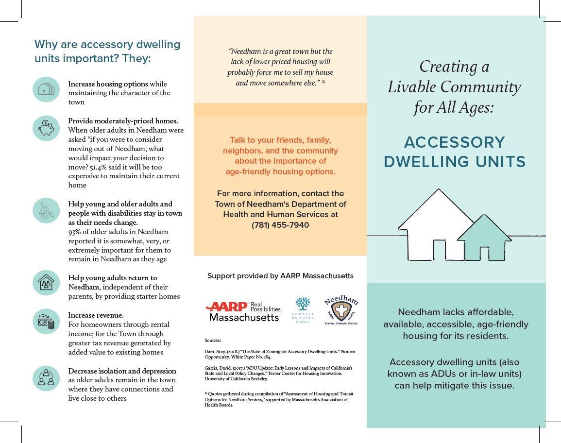 Accessory Dwelling Units   Needham, MA